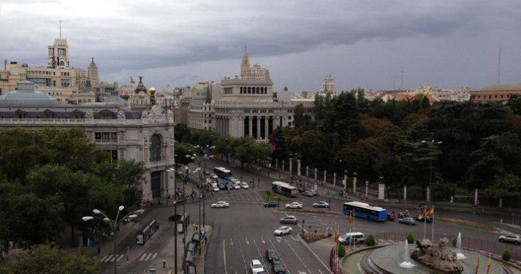 Madrid desde las alturas: 3 terrazas imprescindibles