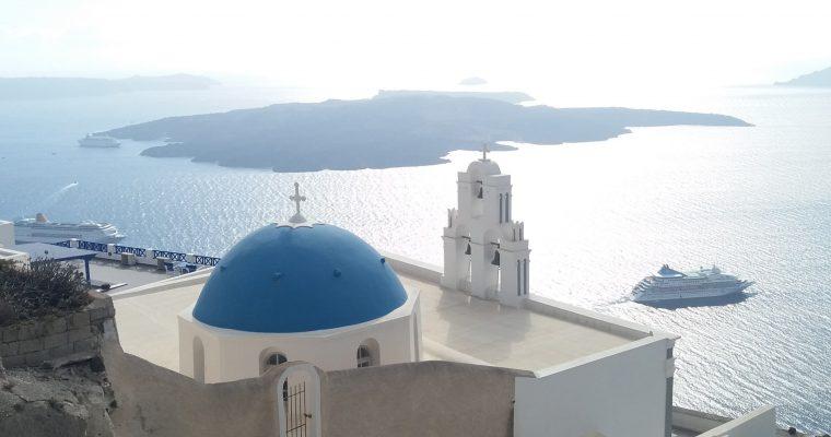 Santorini: Qué ver y hacer en  3 días